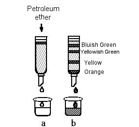 La Cromatografía Liquida…
